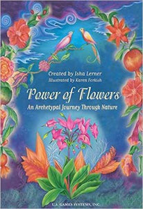 Power Of Flowers Card Deck