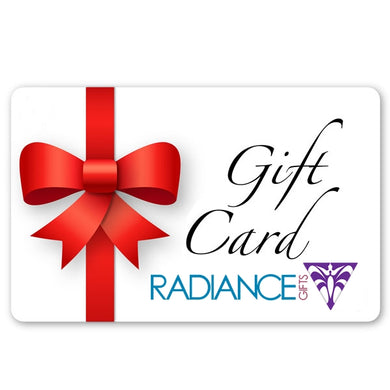 Radiance Gifts E-Gift Card