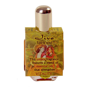 Attar Oil Jiva - Vitality (0.5 oz)