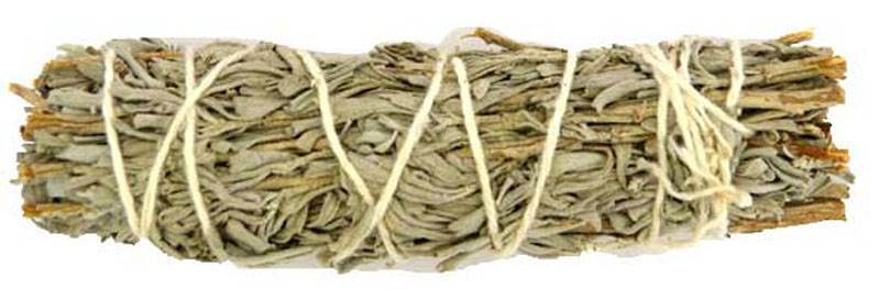 Mountain Sage & Frankincense Smudge Stick