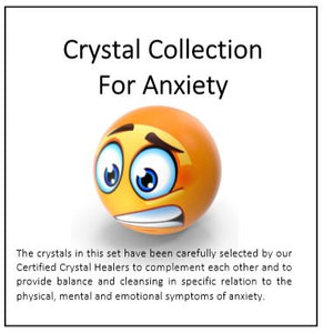 Crystal Collection For Anxiety