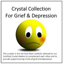 Crystal Collection For Grief & Depression