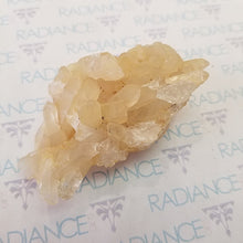 Golden Healer Quartz Clusters