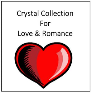Crystal Collection For Love & Romance