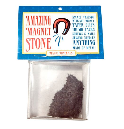 Magic Mineral Magnetic Rock