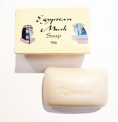 Kamini Egyptian Musk Soap