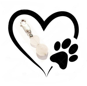Intention Collection Crystal Pet Charms