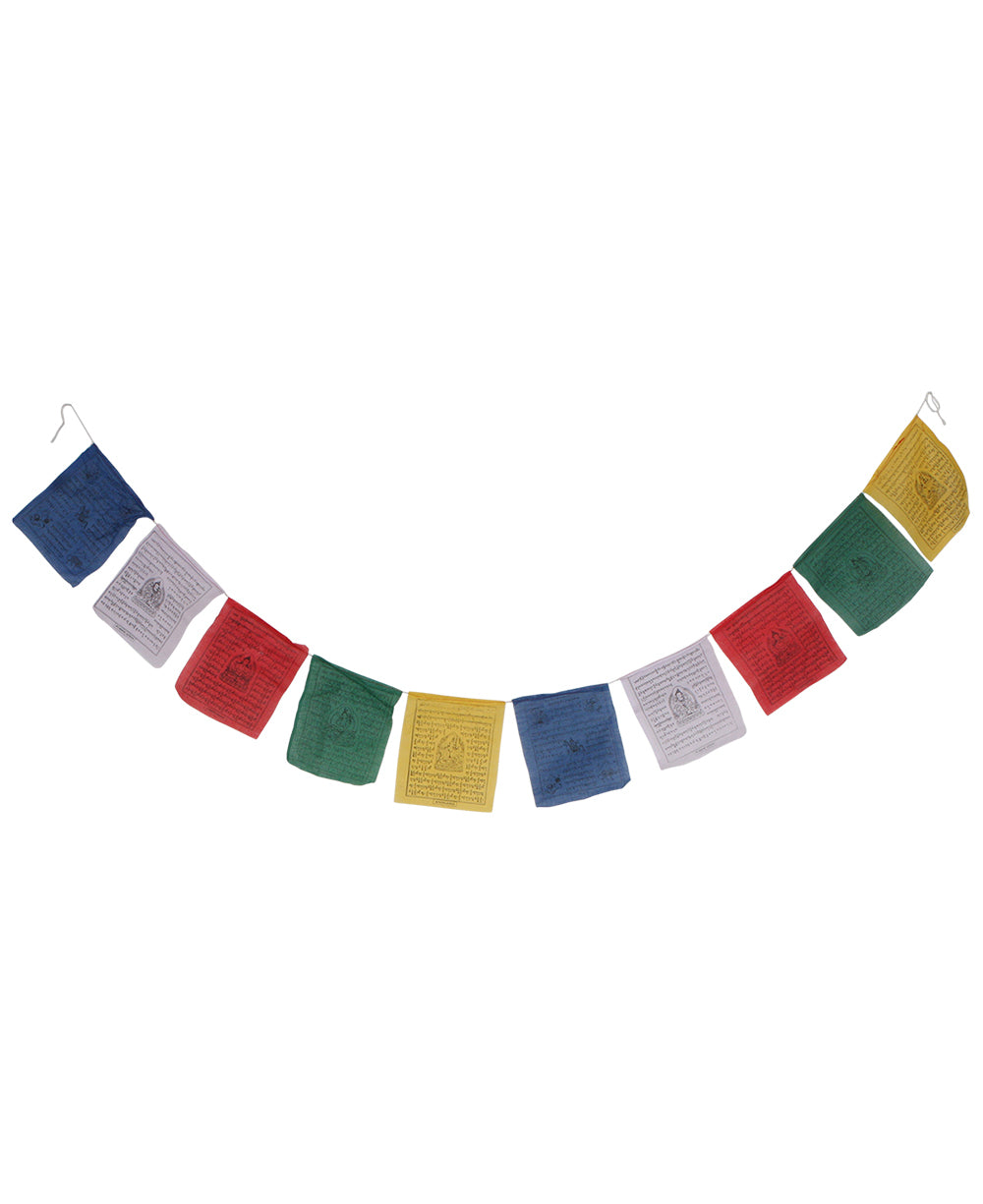 Traditional Prayer Flags