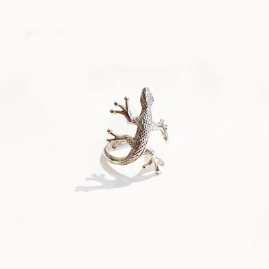 Gecko Ring - Sz 9