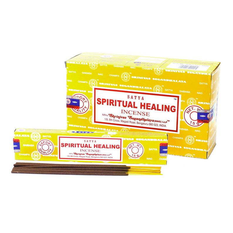 Spiritual Healing Masala Incense Sticks