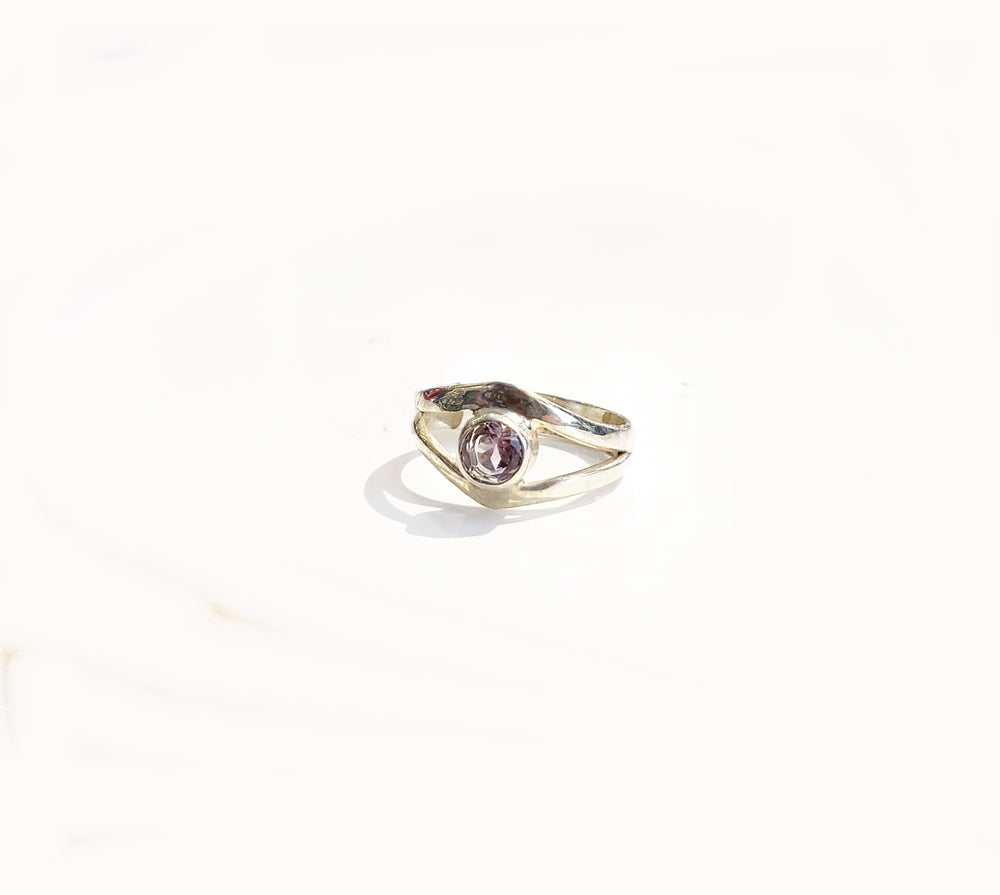 Amethyst Ring - Sz 5
