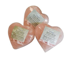 Himalayan Salt Heart Shaped Cleansing Bar