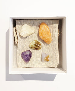 Crystal Collection For Stress Relief