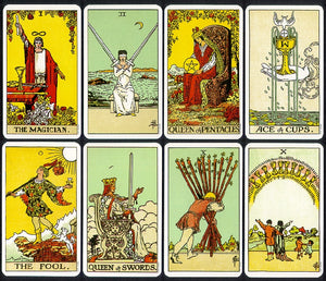 Intro to Tarot Card Reading - Sept 26