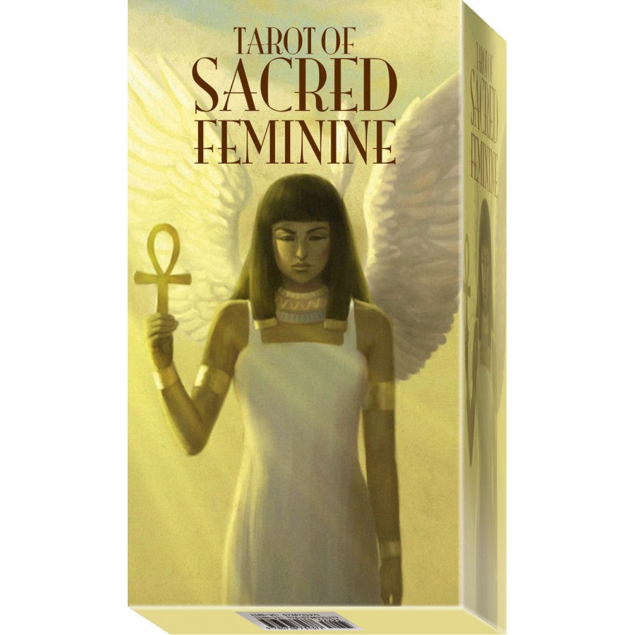 Tarot of the Sacred Feminine Deck