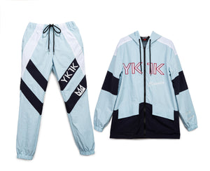 YK1K CLASSIC TRACKSUIT COLUMBIA BLUE