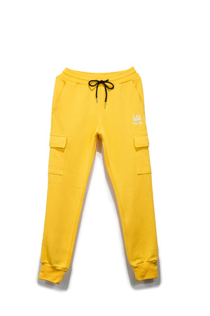 2020 YK1K SWEATSUIT YELLOW