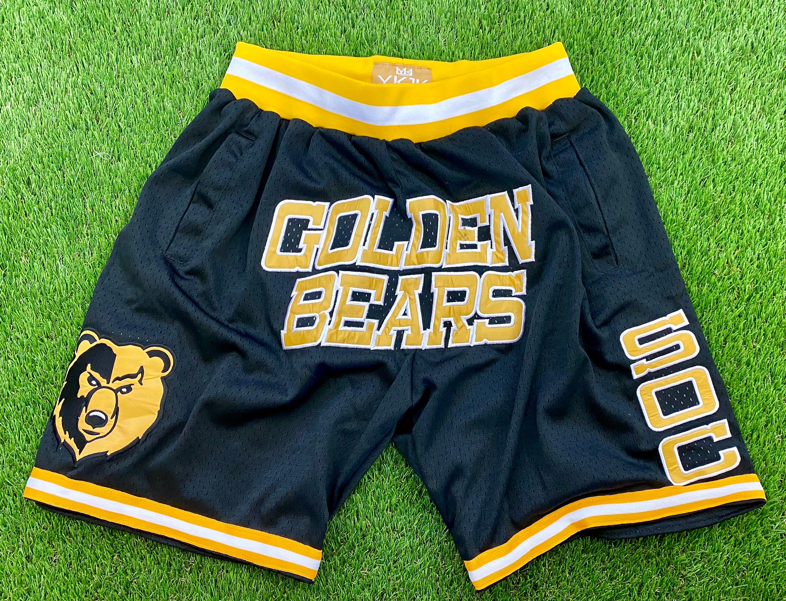 SOUTH OAK CLIFF BASKETBALL SHORTS BLACK