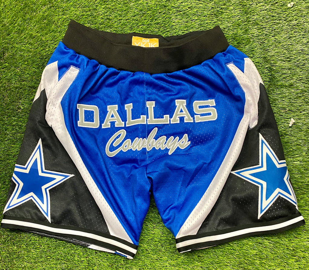 COWBOYS Basketball Shorts BLACK