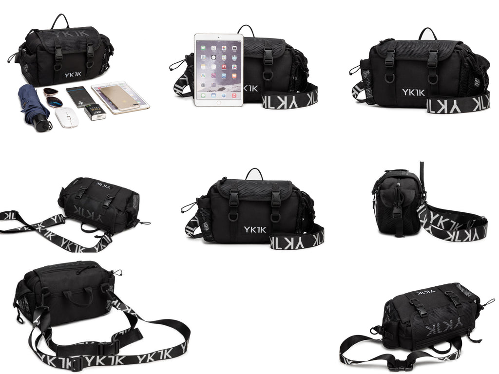 YK1K CROSSBODY BAG BLACK