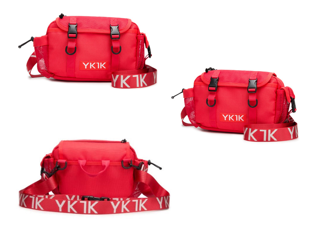YK1K CROSSBODY BAG RED