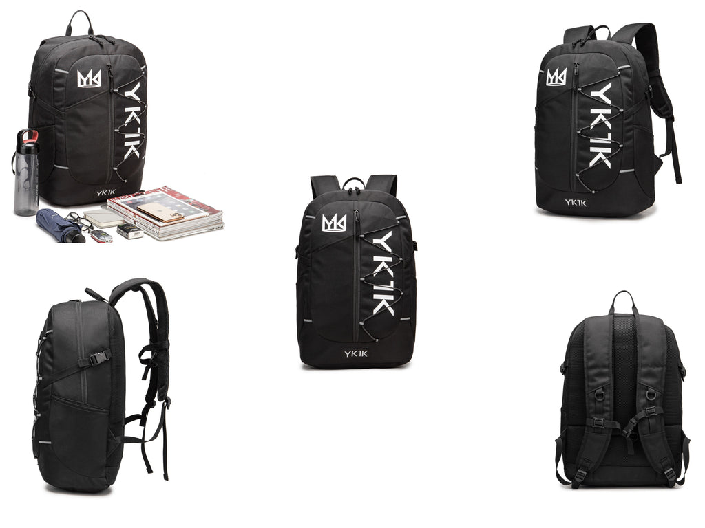 YK1K BACKPACK BLACK