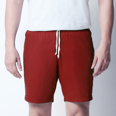 Basic Shorts - Red