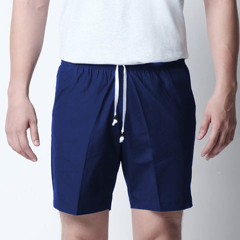 Basic Shorts - Navy Blue