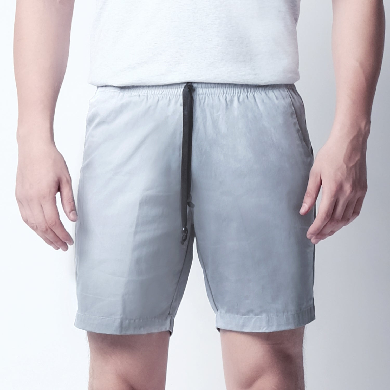 Basic Shorts - Cloudy Gray