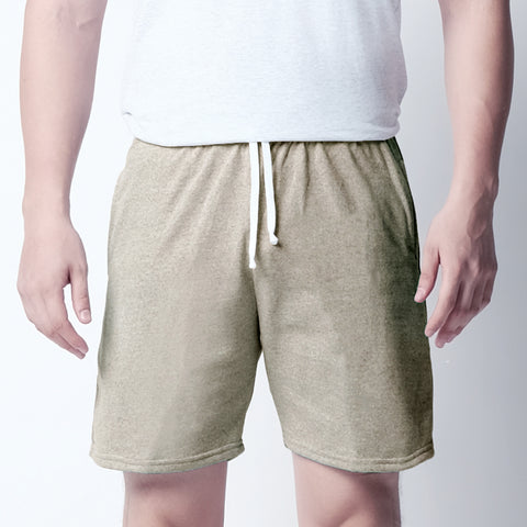 Sweat Shorts - Khaki