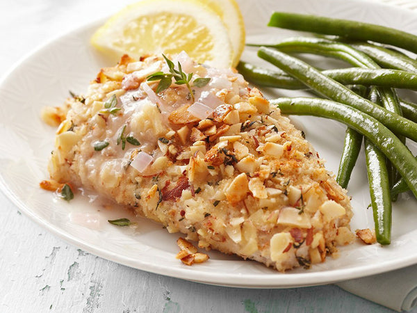 Almond Crusted Sole Photo from Flickr.com