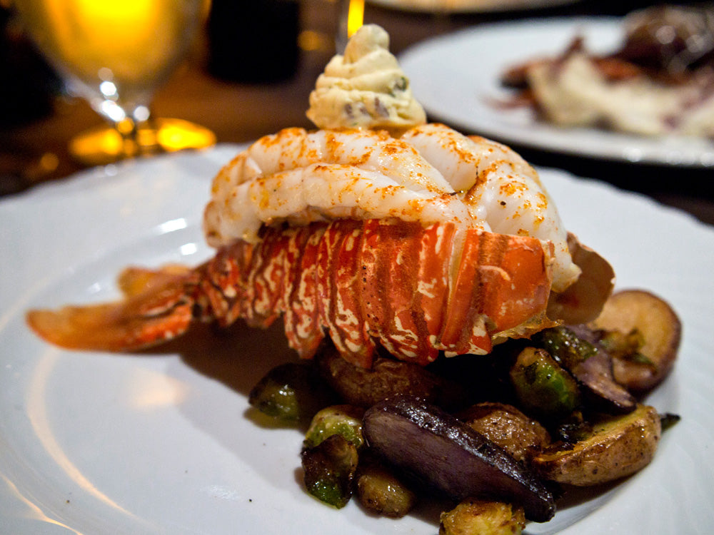 Lobster Tails - Photo credit: Edsel L on VisualHunt.com / CC BY-SA 2.0