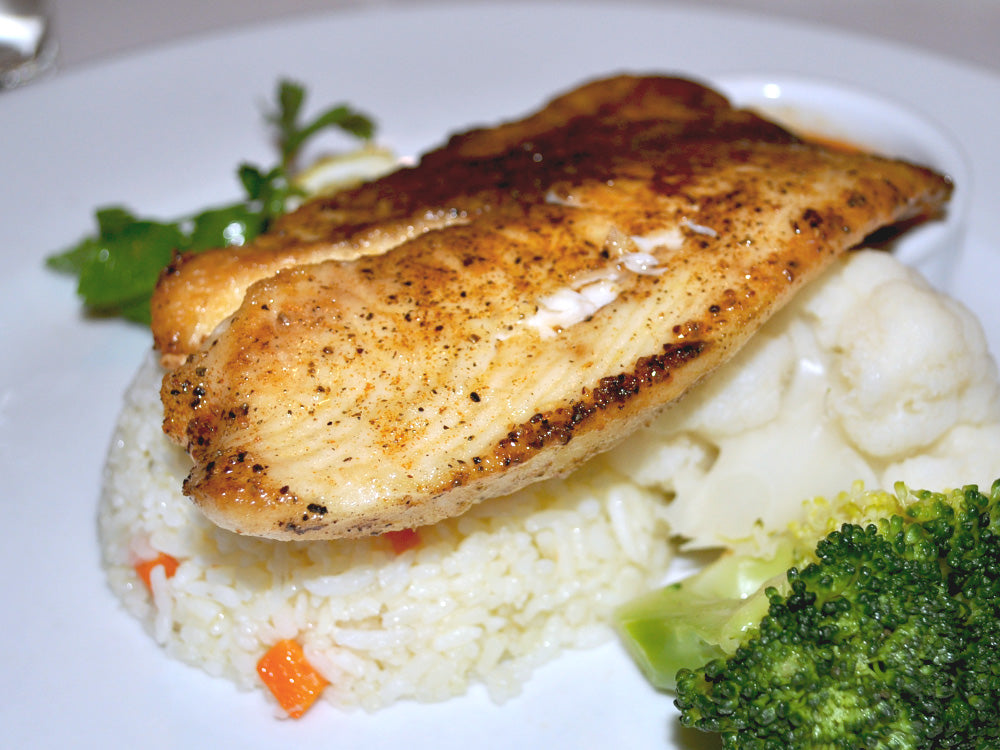 Orange roughy - Photo credit: m4sh.3d on VisualHunt.com / CC BY-SA 2.0