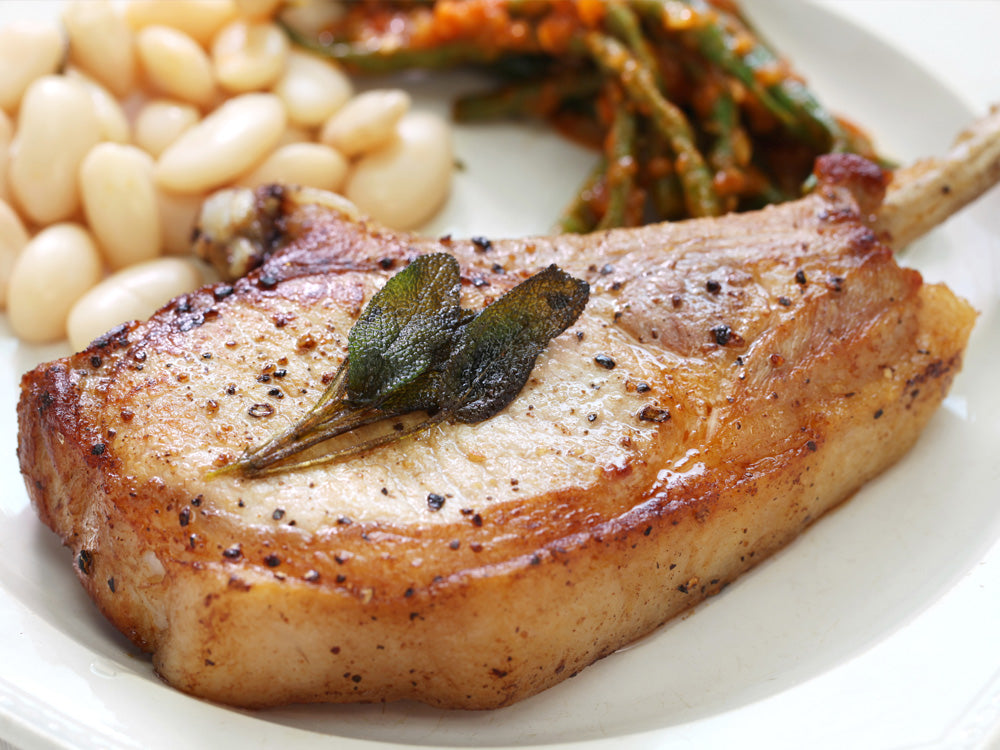 Pork Chops by Chuck and Chops