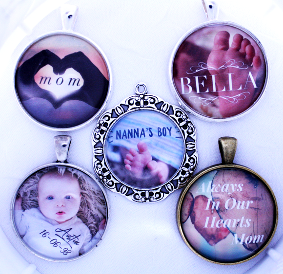 Photo Pendant Collection