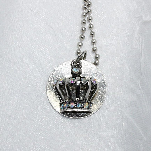 Chic Crown Necklace
