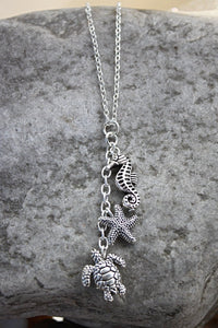Friends of the Sea Necklace