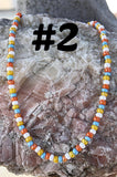 Seed Bead Necklaces (Unisex)