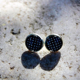 Polkadot Stud Earrings