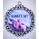 Personalized Photo Pendant Necklace
