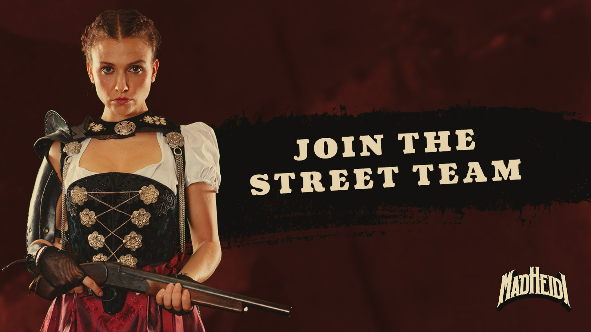 Join the Street Team and make money!