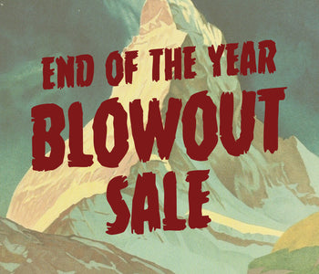 Blowout Sale