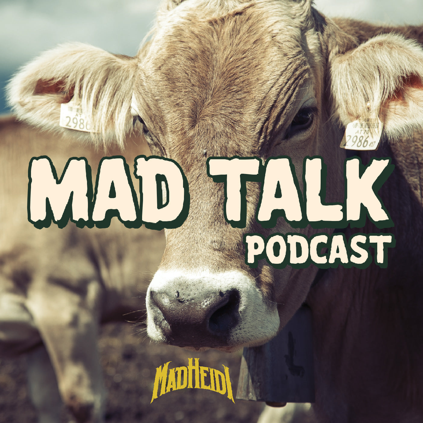 Mad Talk Podcast Episode #1