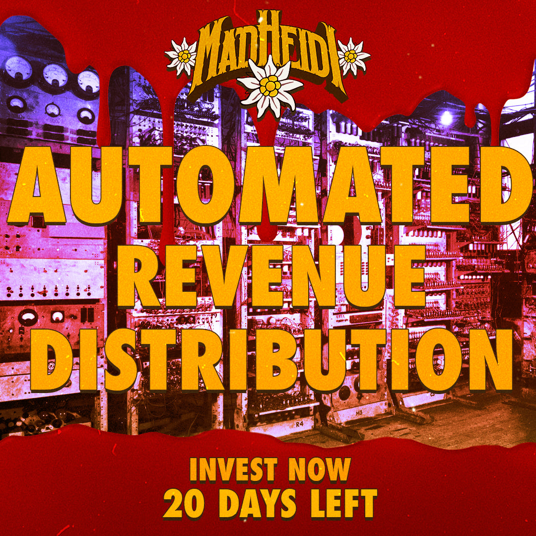 20 DAY LEFT - AUTOMATED REVENUE DISTRIBUTION