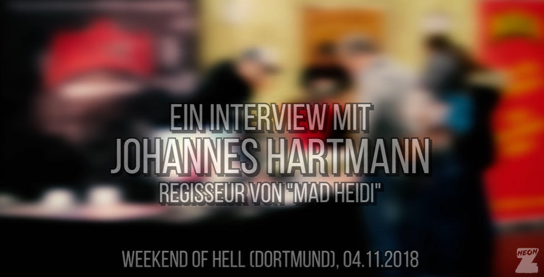 Interview: Johannes Hartmann on the production of
