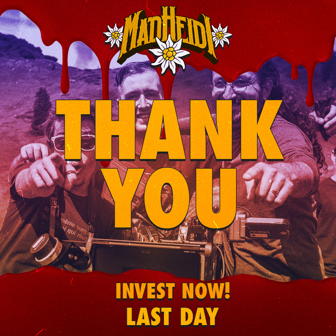 FINAL DAY - THANK YOU
