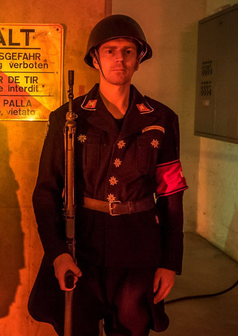 Morgenstern Militia Soldier Uniform