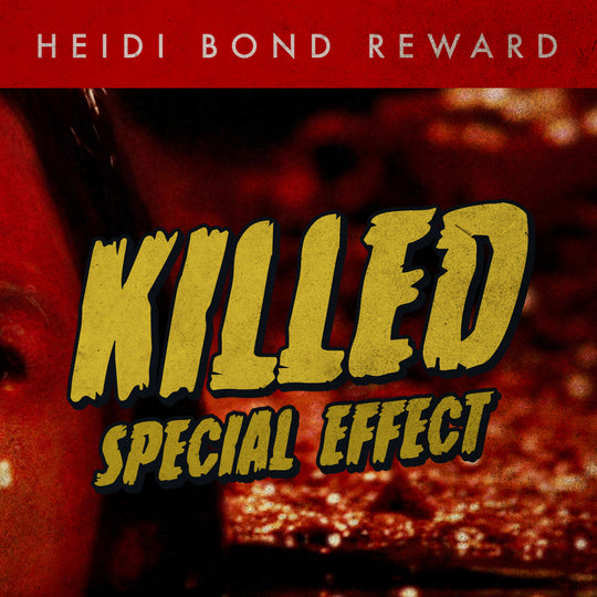 Get Killed with Special Effects