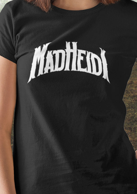 MAD HEIDI Ladies T-Shirt