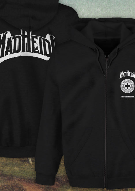 Mad Heidi Zip Up Hoodie